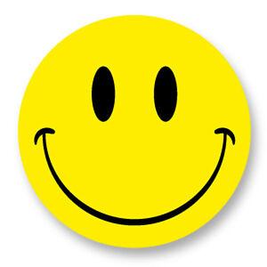Keyring keychain ø45mm smiley face smile smiling happy face emo emoticones    eBay