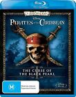 Pirates Of The Caribbean - The Curse Of The Black Pearl (Blu-ray, 2011, 2-Disc Set)