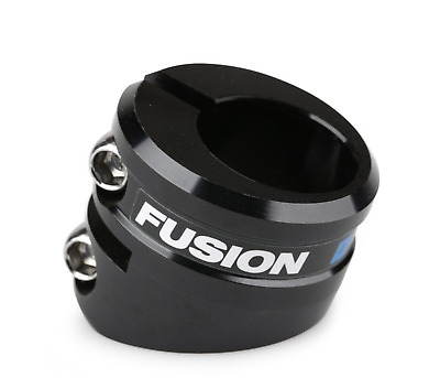 HARO FUSION LINEAGE DOUBLE TWIN SEAT POST CLAMP 28.6 ID FOR 25.4MM BMX CLAMPS