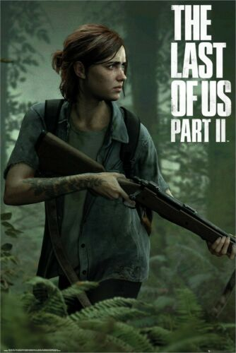The Last Of Us 2 Poster Ellie Maxi 61x91.5cm