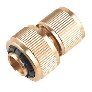 """Schnellkupplung Messing 3//4/"""" Gard-ena kompatibel 4x Schlauchanschluss"""