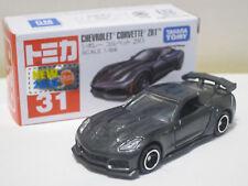 Takara Tomy Tomica 31 Chevrolet Corvette ZR1 Bubble