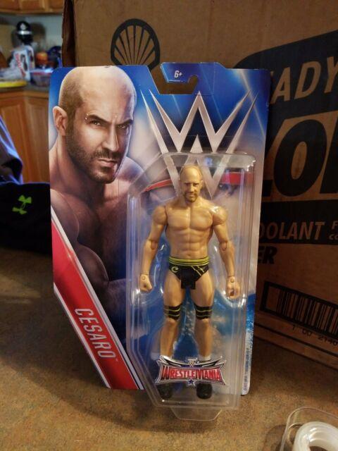 Cesaro-serie di base 32-WWE Mattel Wrestling Figure