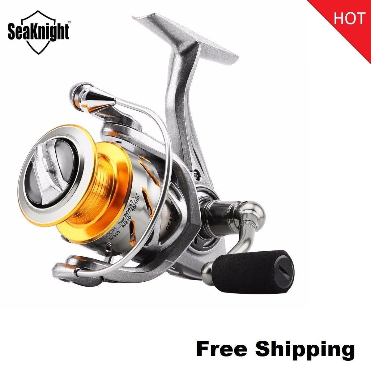 SeaKnight  Fishing Reel RAPID 6.2 1 4.7 1 11BB 3000H 4000H 5000 6000 Spinning