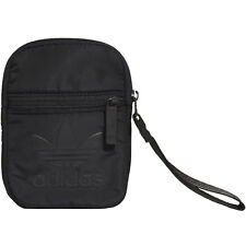 adidas Originals Festival Cross Body Shoulder Small Item Bag Black ... 5aa9145a145b0