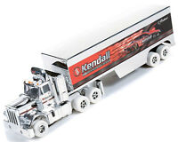 Autoworld V.gaines Iwheels Racing Rigs Peterbilt 359 W/trailer Ho Scale Slot Car