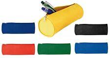 Astuccio porta penne nylon (diam. 7/lung. 21,5 cm) 6 colori