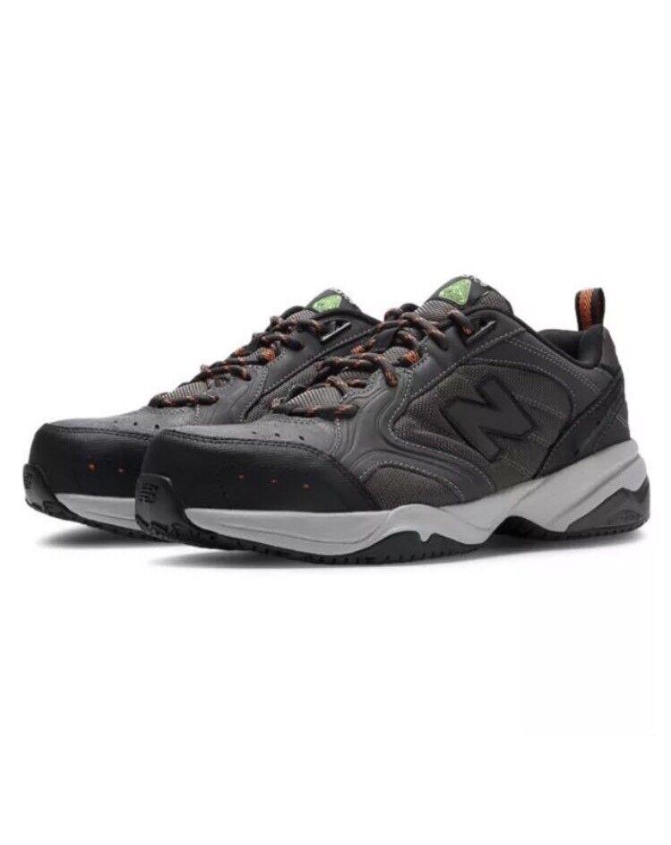 Nuevo Para Hombre Puntera De Acero New Balance 627 MID627G textil tamaño del zapato 7 4E Ancho en Caja