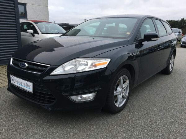 Ford Mondeo 2,0 TDCi 140 Trend stc. aut. billede 0