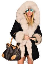 3b26de384f8 item 2 Roiii Women Ladies Winter Long Warm Thick Parka Faux Fur Jacket  Hooded Coat 8-20 -Roiii Women Ladies Winter Long Warm Thick Parka Faux Fur  Jacket ...