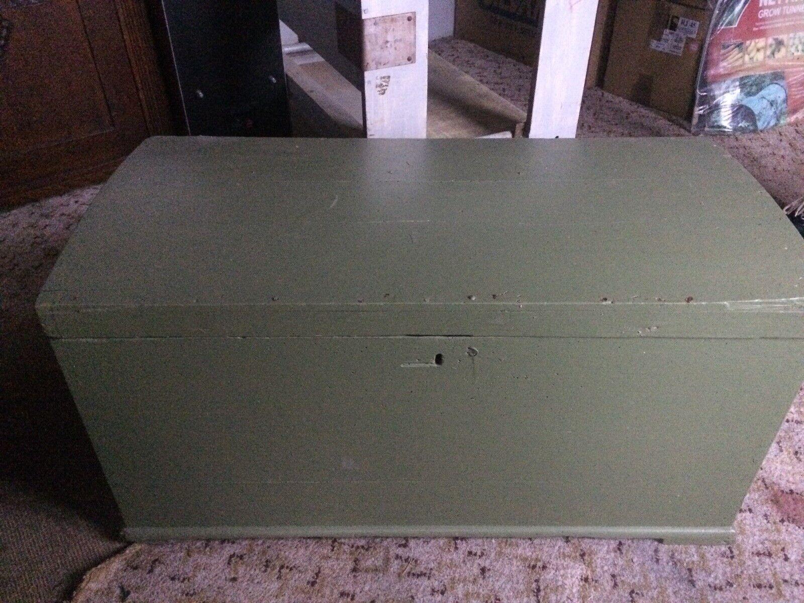 Picture of: Antik Lille Kuffert Kiste 150 Ar Dba Dk Kob Og Salg