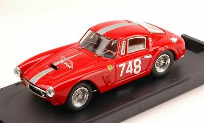 Ferrari 250 Gt Swb #748 Stallavena / Boscochiesanuova 1962 Ada Pace 1:43 Model