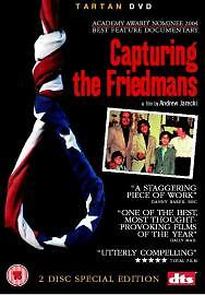 1 of 1 - Capturing The Friedmans (DVD, 2004) 2 discs. Discs only