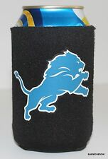 New Detroit Lions Licensed Can Koozie Nfl Football League Cooler Coolie