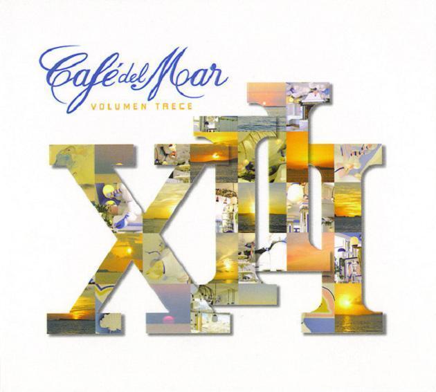 CAFE DEL MAR 13 TRECE = Ibizarre/Dab/Gelka...=2CD= DOWNTEMPO AMBIENT CHILLOUT !!
