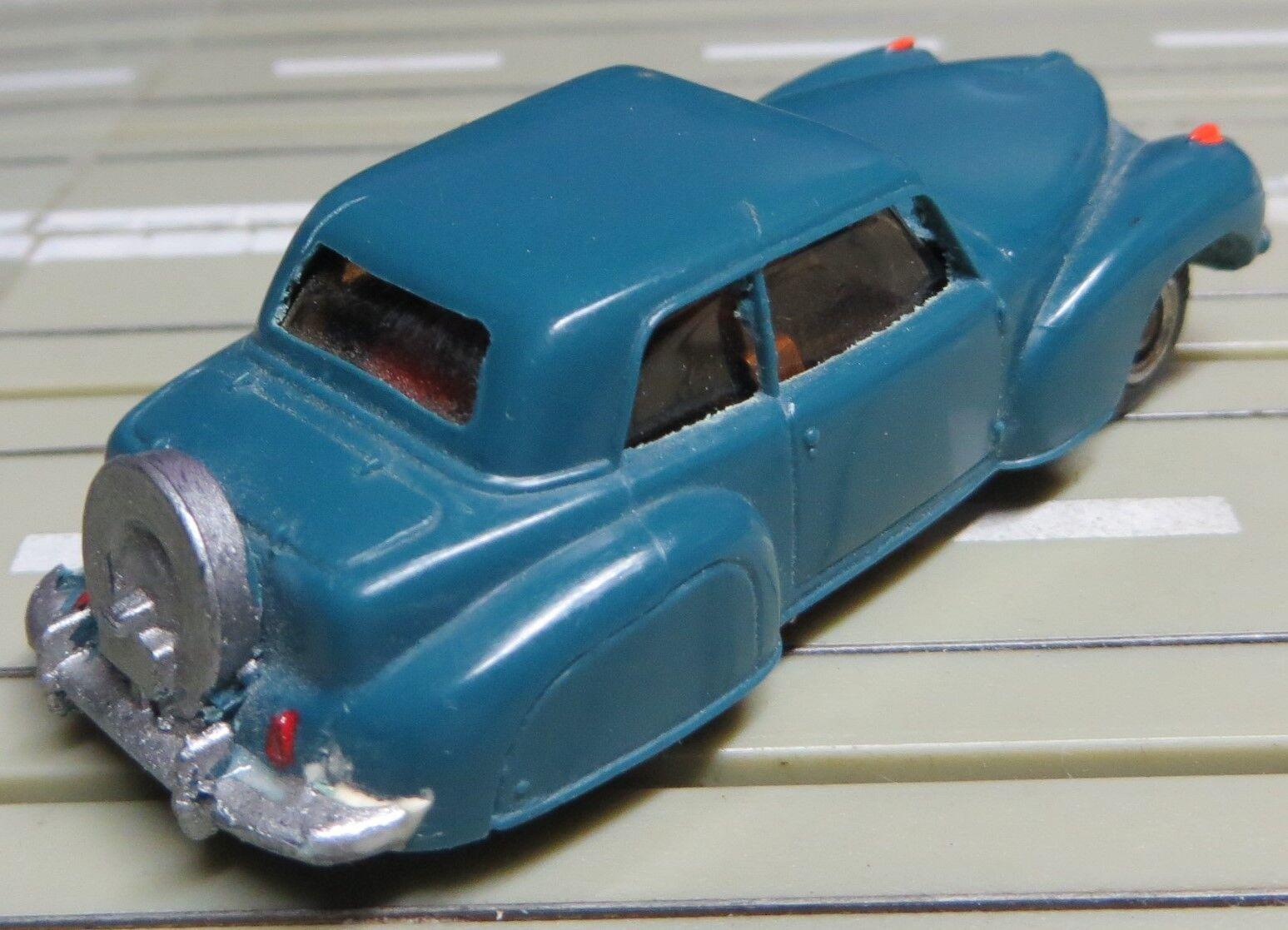 Für H0 Slotcar Racing Modellbahn Modellbahn Modellbahn -- Opel Olympia  mit Flachankermotor    Am praktischsten  76191b
