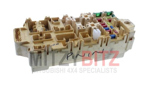 Placa De Caja De Relé Fusible /& Interior Para Mitsubishi Shogun Pinin 1.8 GDI MPI 2.0 GDI