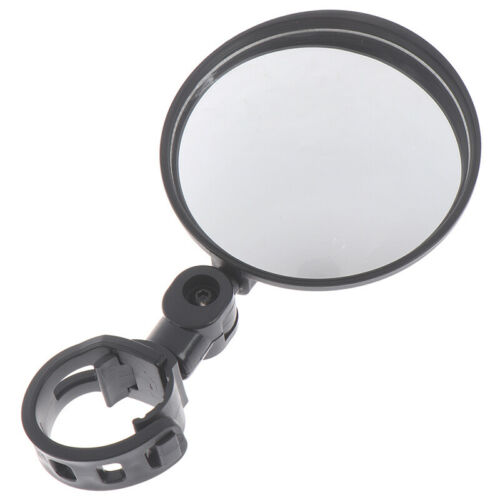 Bicycle Adjustable Rearview Mirrors Wide-angle Convex Mirror  Silicone HaR Hs