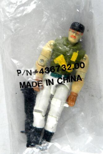 Hasbro G.I Joe ARAH Shark 9000 driver Cutter factory sealed near mint bag