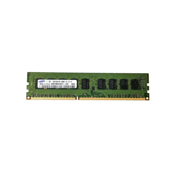 2GB Samsung M391B5673EH1-CF8 PC3-8500E 1066MHz DDR3 2Rx8 ECC Server Memory RAM