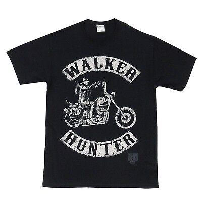 The Walking Dead Walker Hunter Daryl Dixon AMC Licensed Adult Shirt S-XXL