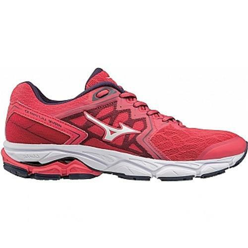 NEW Mizuno WAVE ULTIMA 10 TEABERRY WHITE  J1GD180902 Running shoes For Women