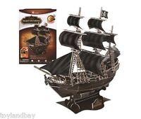 Museum Quality Model Blackbeard Queen Anne's Revenge 155 Piece