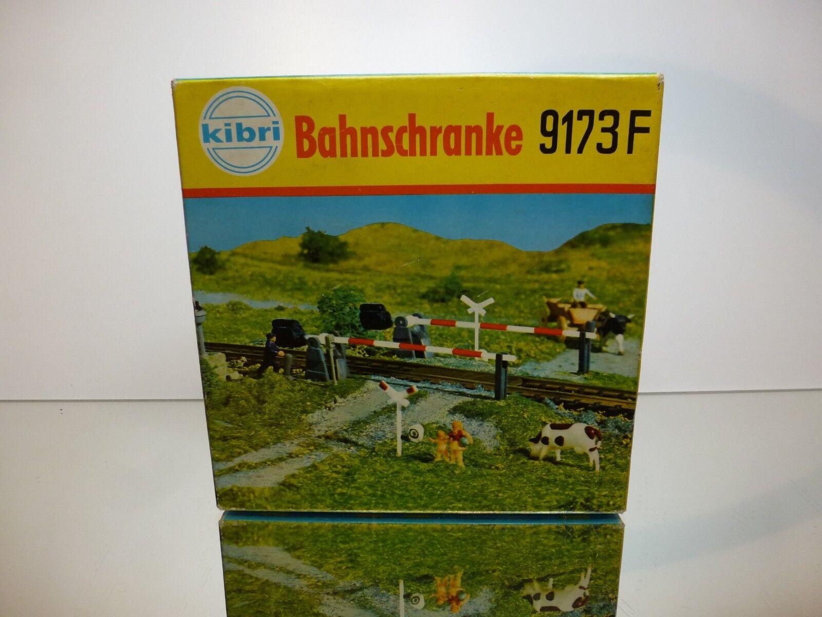 ventas en linea KIBRI 9175F 9175F 9175F BAHNSCHRANKE RAILWAY CROSSING - L13.5cm - GOOD IN BOX  diseño simple y generoso