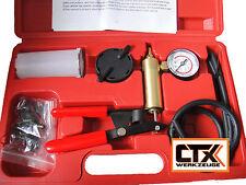 HAND-Pumpe Unterdruck Vakuum-Pumpe Bremsenentlüfter-Gerät Bremsen Entlüftung