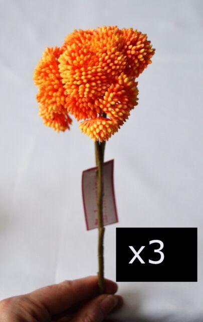 Artificial Wild Berry Stem x 3 stems weddings floral displays