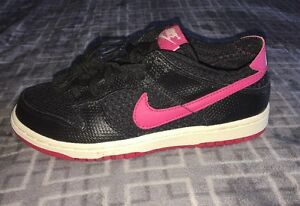 new products f4816 05759 Details about WMNS NIKE DUNK LOW SKINNY MESH size 6 BLACK/PINK
