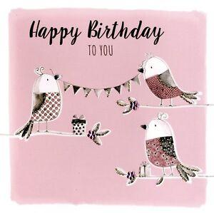 Wonderful Mum Birthday Greeting Card Hand-Finished Notting Hill Cards