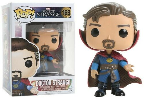 Doctor Strange n°169 Doctor Strange Pop! Funko