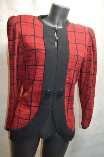 Gilet Taglia Giacca chaqueta Lana End Week 40 lana L Ricci Nina Giacca taglia UXwqdRR