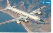 AMERICAN AIRLINES-DC-7 FLAGSHIP-ADVERTISING-(MP-827*)