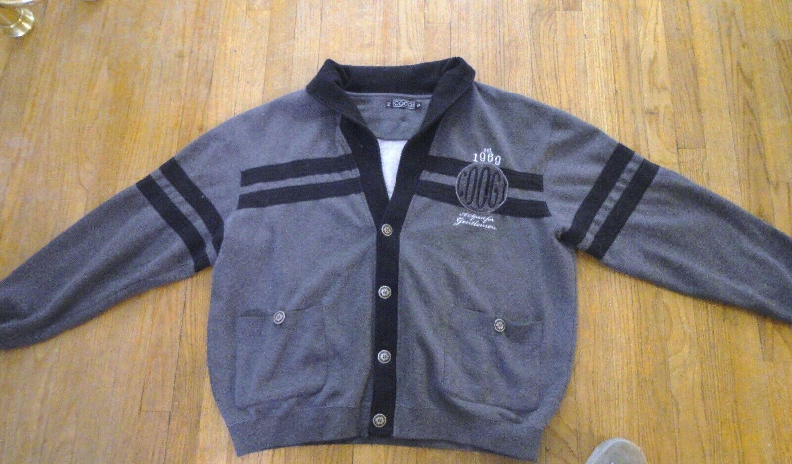 VIntage  Coogi Australia  Mens Sweater Größe 3XL