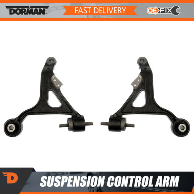 Dorman Front Lower Left & Right Suspension Control Arm For