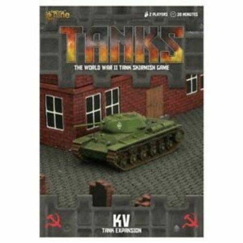 Gale Force Nine Soviétique Kv Réservoir Expansion TANKS68