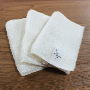 Pro-Kitchen-Double-Thickness-Bamboo-Fiber-Dish-Wash-Cloth-Towel-Rags-Dishcloths