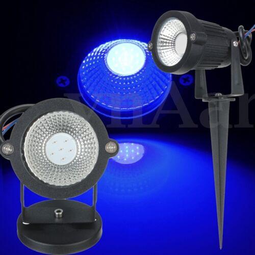 6//9//12W LED Fluter Flutlicht Strahler Garten Rasen Lampe Wasserdicht IP65 Außen