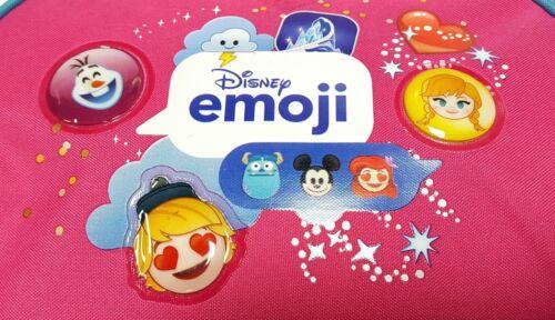 Disney Emoji Frozen EISKÖNIGIN Schulranzen Mädchen Schulrucksack Schulmappe