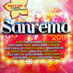 2xcd-Chiara-samuel-elodie-A-O-Sanremo-2017-still-sealed-New-OVP-Univers