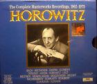 13erCD-Box HOROWITZ - the complete masterworks recordings, 1962-1973, Sony