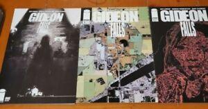 GIDEON FALLS #1 JOCK VARIANT COVER   & 2 3 1ST PRINTS in PRODUCTION!!! HORROR!!!