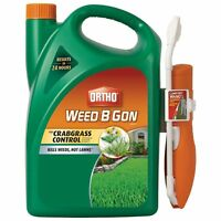 Scotts Ortho Roundup Ortho Weed B Gon Max Plus Crabgrass Control,1.1-gallon