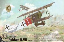Roden 1/48 Fokker D.VII (Alb late)  #424 #0424 *Sealed*New*