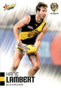 New-2020-RICHMOND-TIGERS-AFL-Card-KANE-LAMBERT-Footy-Stars