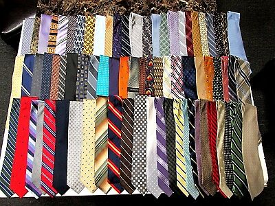 50 PCS. Wholesale Lots Mens Silk Ties