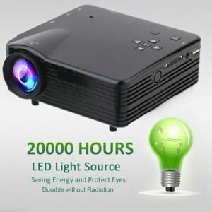 7000-Lumens-HD-LED-LCD-Projector-Home-Theater-PC-AV-TV-VGA-USB-HDMI-US-Stock-BT