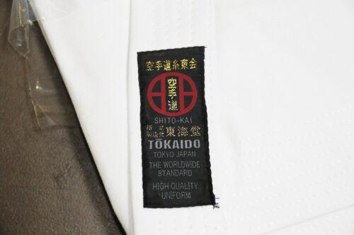 Tokaido Karate Shito-Kai Kata Master Gi 12oz American Cut Uniform